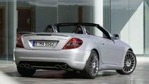 2008 Mercedes SLK 55 AMG