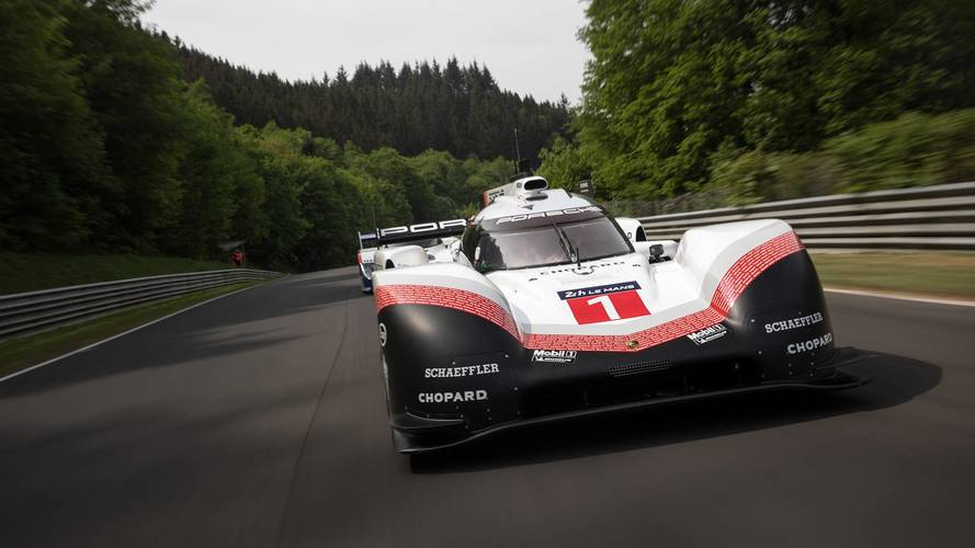 Nürburgring Math: Porsche 919 Evo Might Do Sub-5-Minute Lap