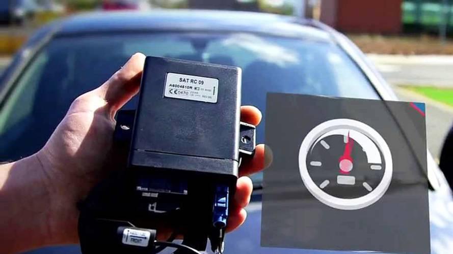 Rc auto con scatola nera, c'è un piccolo passo avanti