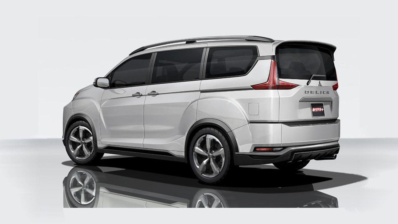 Mitsubishi Delica konsepti