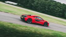 2017 McLaren 540C