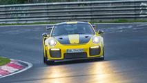 Porsche 911 GT2 RS Nurburgring Record