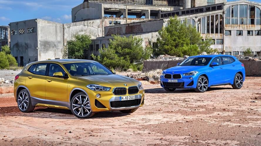 Fiatalokra szabva: bemutatkozott az új BMW X2