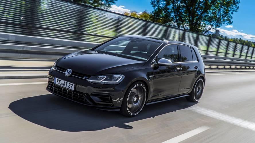 La Volkswagen Golf VII R passe à 400 ch grâce à ABT Sportsline