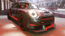 Mini John Cooper Works GP Concept live in Frankfurt