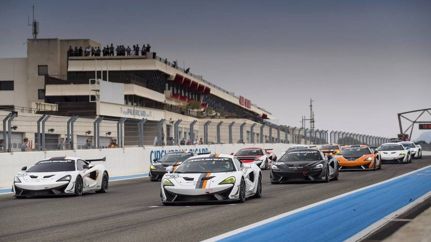 Pure McLaren GT4 Club Race