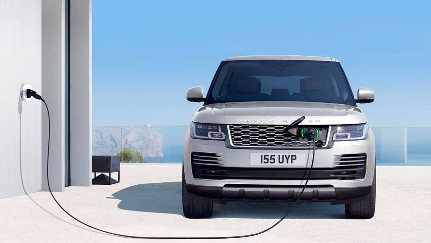 Luxurious Land Rover Range Rover SVAutobiography Debuting In LA