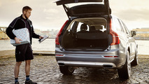 Volvo launches first in-car delivery service