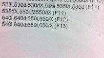 M550xd nomenclature leaked from supplier form, 1600, 08.08.2011