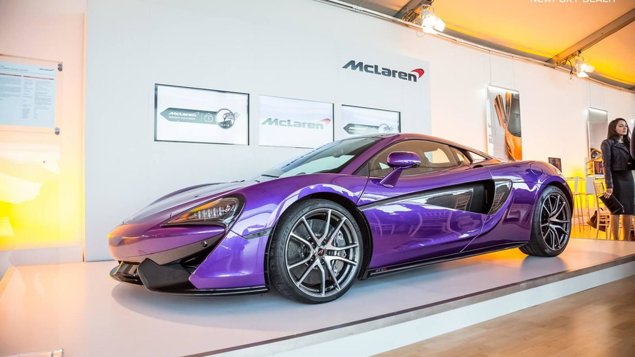 McLaren creating 250 jobs to meet strong demand