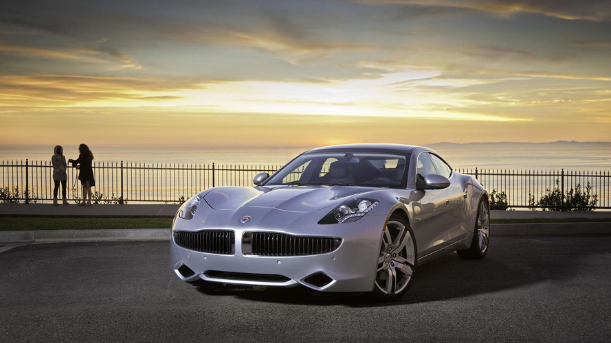 Fisker Karma prices plummeting - report
