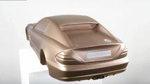 Design Project: Mercedes SL Based Coupetorino