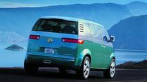 Volkswagen working on new Microbus