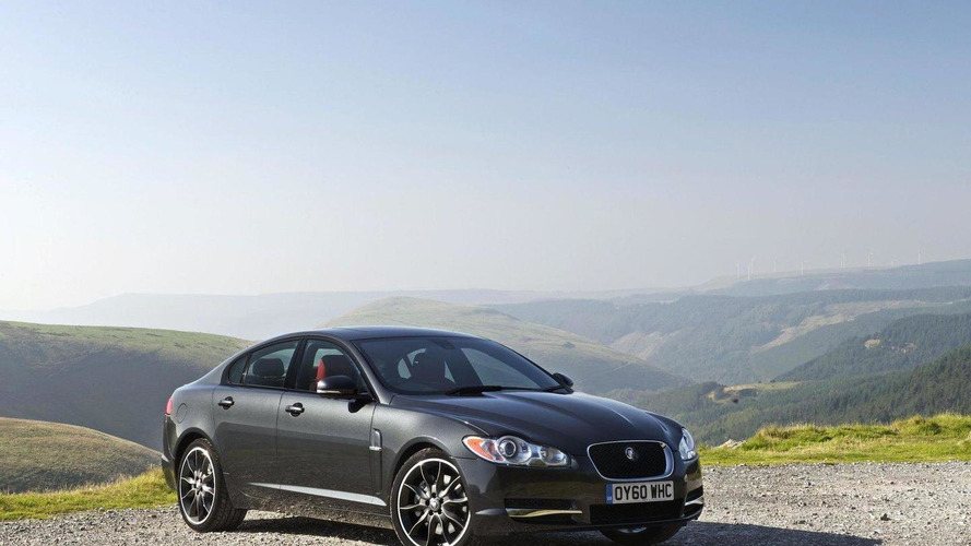 Jaguar XF Black Pack edition