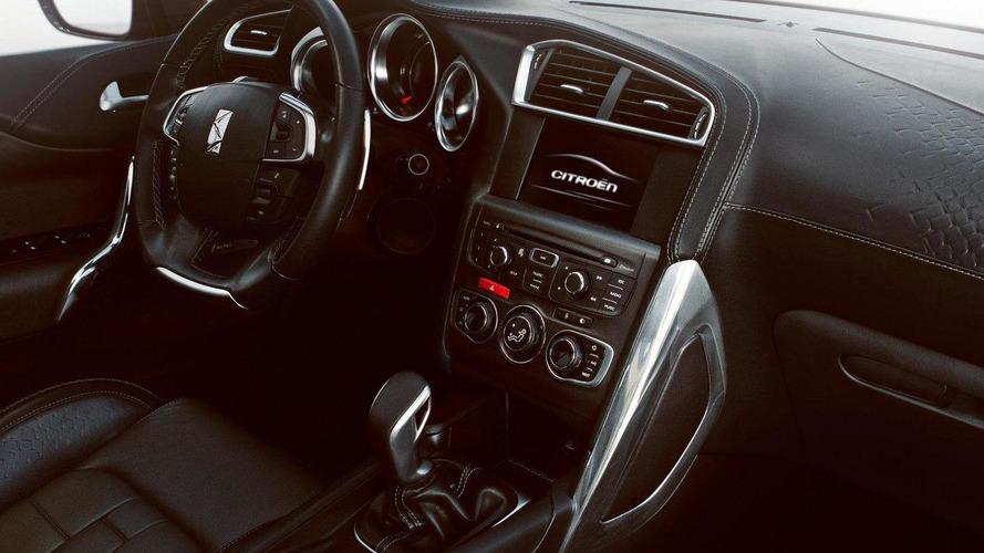 Citroen Finally Reveals High Rider Concept Interior Photos