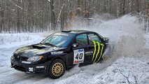 Dave Mirra Subaru WRX STI - NH Rally winner