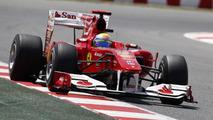 Fernando Alonso (ESP), Scuderia Ferrari - Formula 1 World Championship, Rd 5, Spanish Grand Prix, Saturday Qualifying