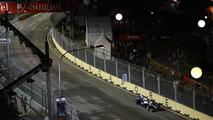 Rubens Barrichello (BRA), Williams F1 Team - Formula 1 World Championship, Rd 15, Singapore Grand Prix, 24.09.2010