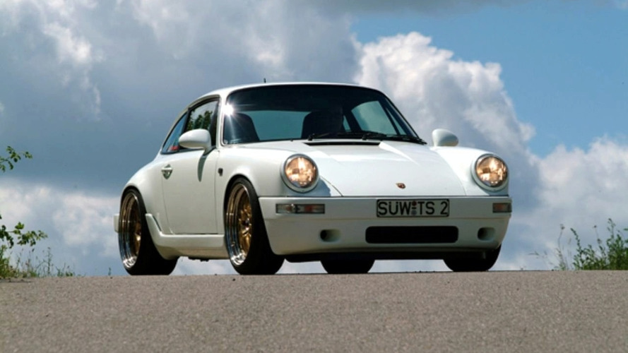 First Cargraphic 1982 Porsche 911 to be exhibited at RETRO CLASSICS