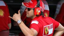 Felipe Massa (BRA), Scuderia Ferrari, Abu Dhabi Grand Prix, 31.10.2009, Abu Dhabi, United Arab Emirates