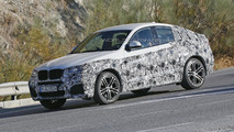 BMW X4 M40 spy photo