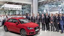 500,000th Audi A1