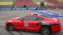 2015 Ford Mustang pace car