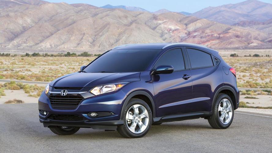 Acura considering an entry-level crossover based on the Honda HR-V