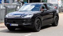 2018 Porsche Cayenne New Spy Photos