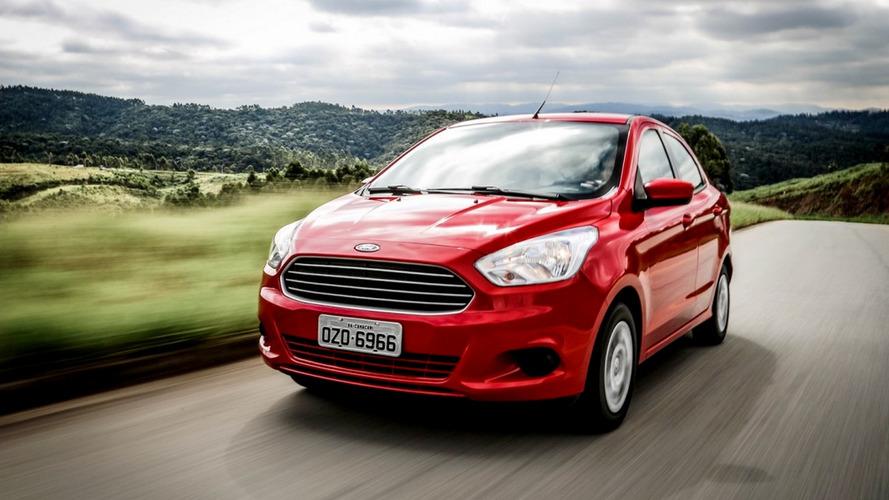 Ford Ka+ é lançado na Argentina pelo equivalente a R$ 46.390