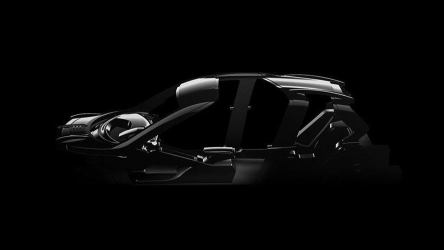 Qoros 9 QlectriQ concept teaser