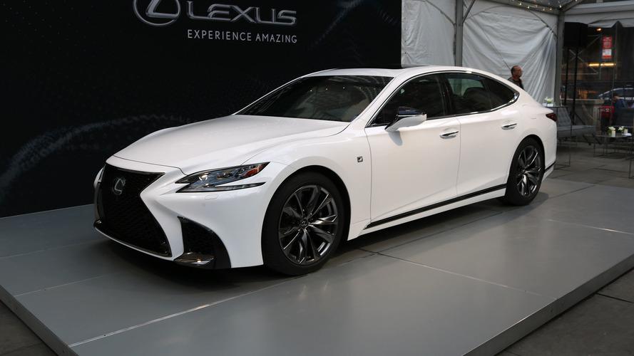 Pour Lexus, les berlines doivent radicalement évoluer