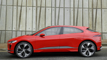 Jaguar I-Pace concept in London
