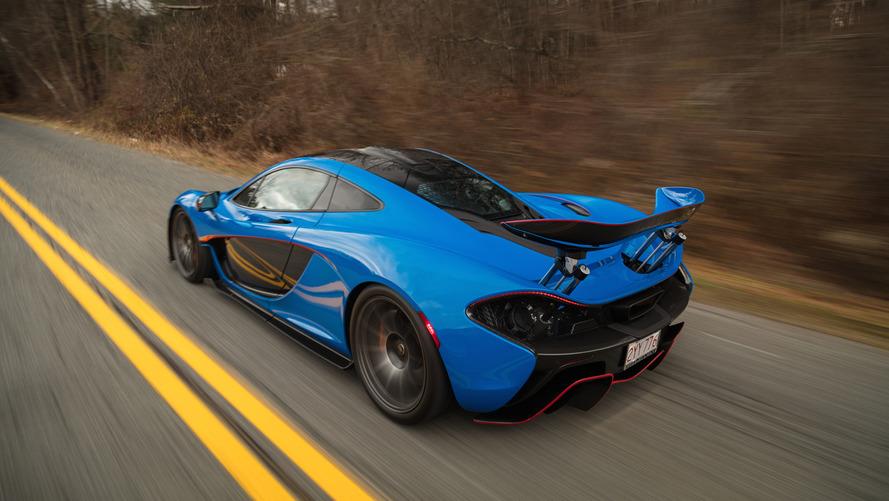 A McLaren már rendelkezik egy tisztán elektromos-meghajtású sportautóval