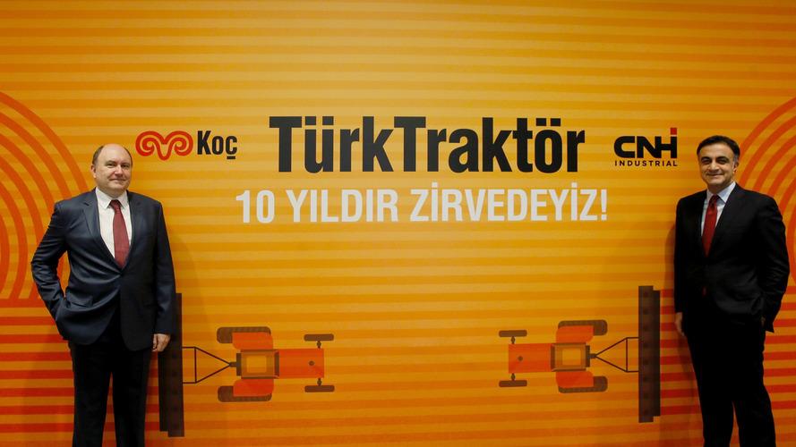 2016 yılı TürkTraktör'e yaradı