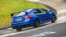 2017 Subaru WRX STI On The Nurburgring