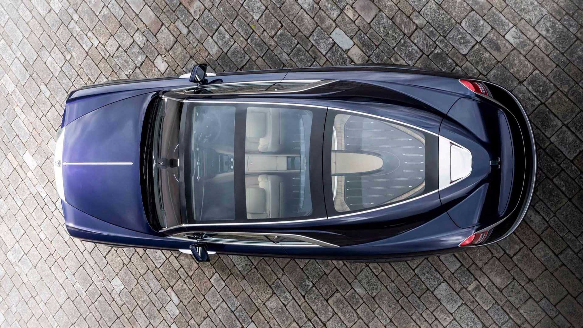 Rolls Royce Builds Bespoke Sweptail And It S Positively