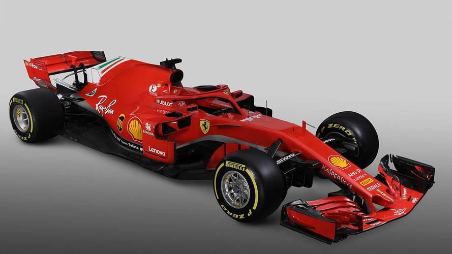 Pela internet, Ferrari exibe novo modelo SF71H para Fórmula 1 2018