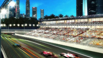 Singapore F1 GP: The Darker, the Faster!