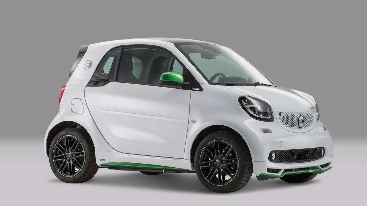 smart Ushuaïa ED Limited Edition 2018