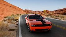 Dodge Challenger Shakedown Package