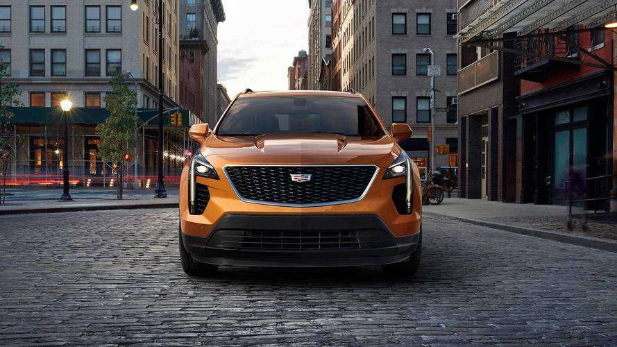 Most Expensive Cadillac XT4 Costs $57,850