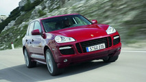 Porsche Cayenne GTS greets North America