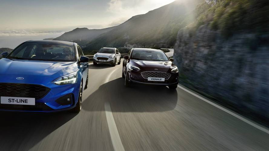 Ford reveals all-new fourth-generation Focus