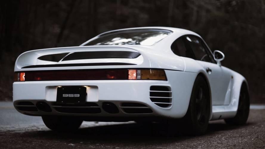 Zamanının çok ilerisinde bir süper otomobil: Porsche 959