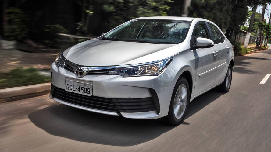 Toyota lança linha Corolla 2019 com redução de preço na versão GLi