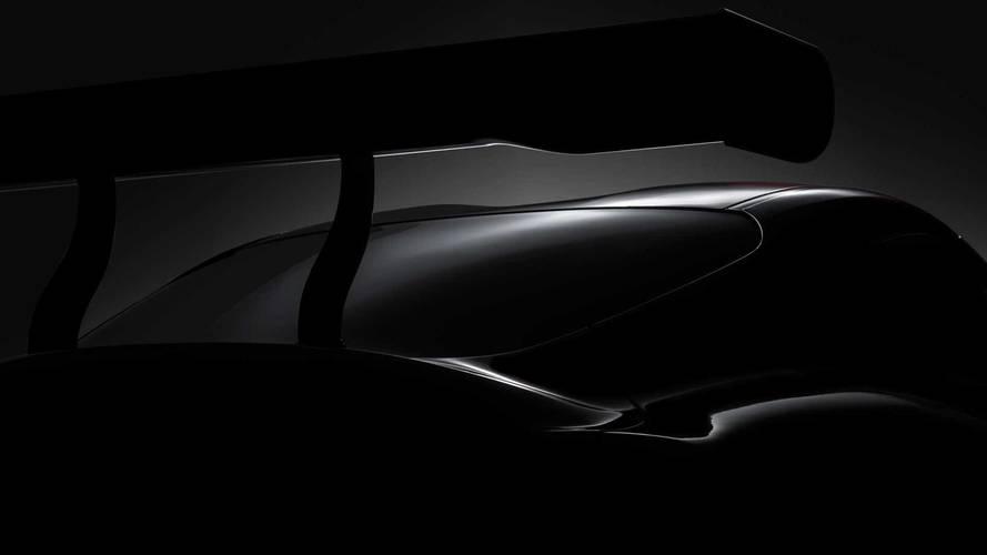 Toyota teases new Supra silhouette ahead of Geneva