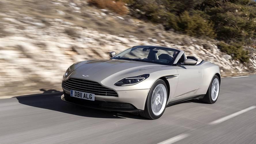 2019 Aston Martin DB11 Volante First Drive: Lost And Found