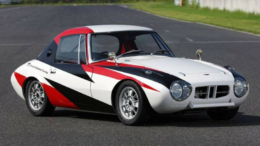 Toyota Restores Its Oldest Surviving Race Car – The Sports 800