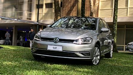 Volkswagen Golf 2018 renovado chega ao Brasil por R$ 91.790